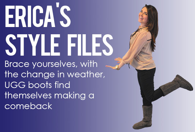 Erica's Style Files: Attack of the UGG Boots