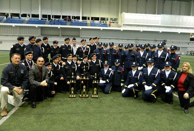 AFJROTC Returns From National Competition