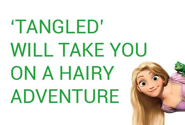'Tangled' will take you on a hairy adventure