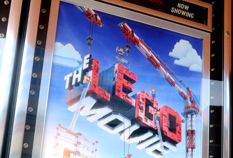 Everything is awesome in 'The LEGO Movie'