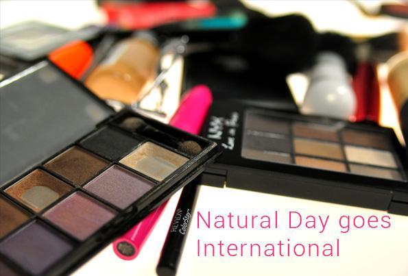 #NaturalDay goes international