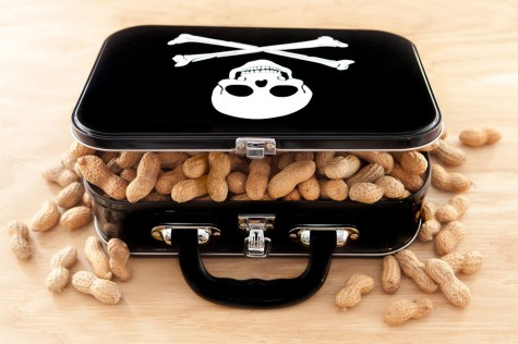Peanuts, salty snacks or the new Bubonic Plague