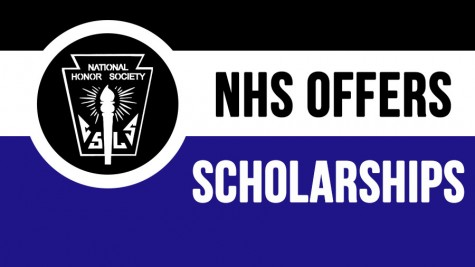 Scholarship opportunity given to four NHS members