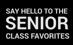 Senior Class Favorites of 2015