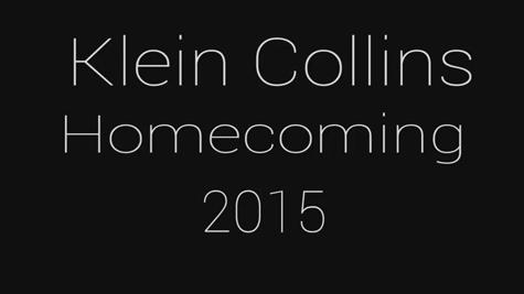 Homecoming 2015