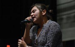 Senior Vocalist Jazzes Things Up