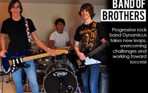 Student Band Works Toward Success