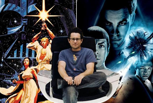 Live long and may the Force be with you: J.J. Abrams takes on sci-fi classics