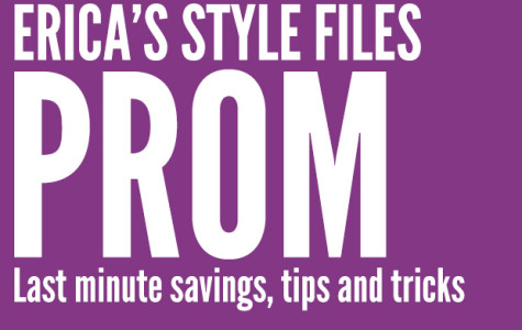 Erica's Style Files – Prom Savings Tips