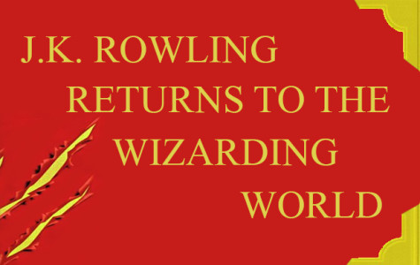 J.K. Rowling returns to the wizarding world