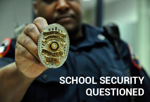 School security questioned