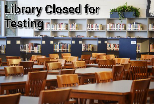 OUTDATED: Library closed for testing