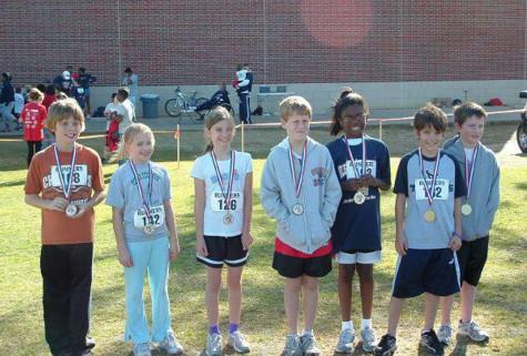 Track, cross-country hold annual Tiger Fun Run
