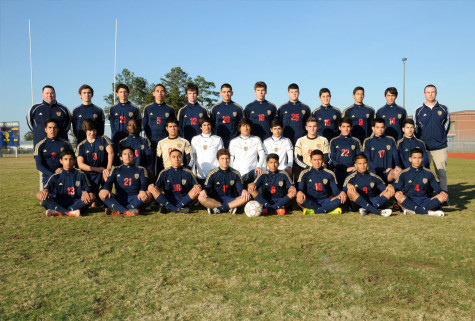Men's Soccer moving up in District Playoffs