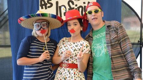 National Buy Your Yearbook Day Photo Booth Gallery