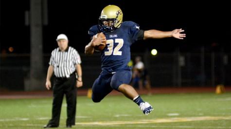 Athlete of the week – Justin Pratt