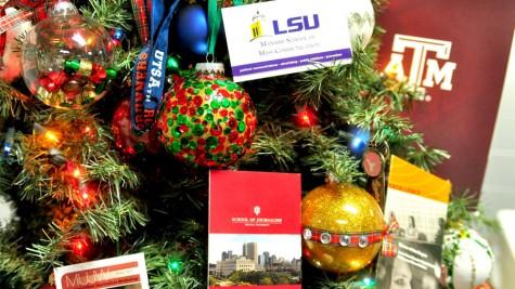College applications: Seasonal stress