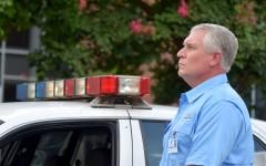 Moment of Silence for Fallen Police Officer