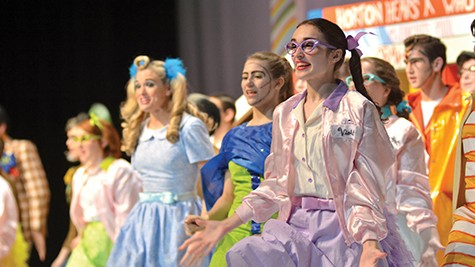 Curtain Closes on Seussical