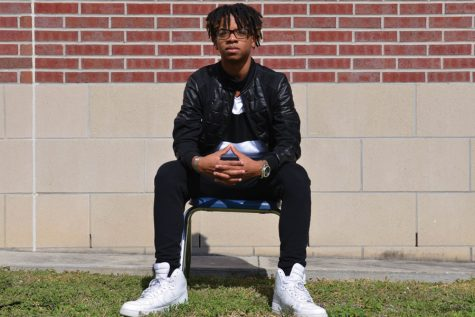 Freshman Rapper Composes, Remixes Music