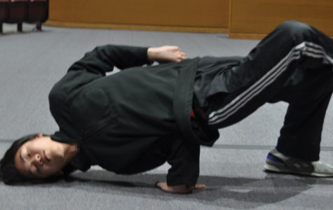Breaking Down His Love For Breakdance