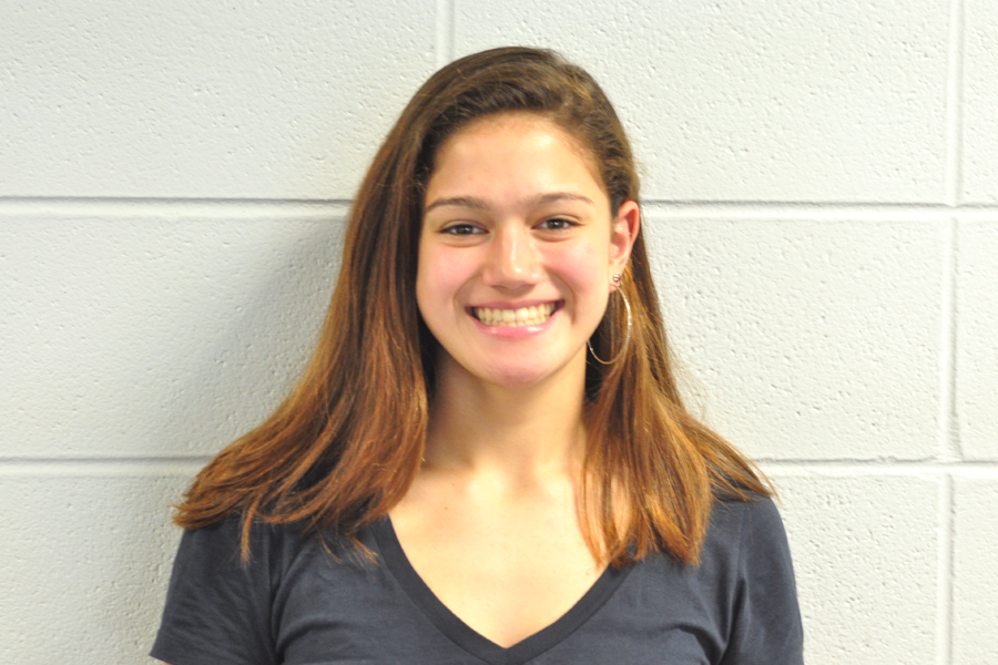 """""""I was hoping to make varsity, but my goal was J.V.,"""" freshman Mekaila Aupiu said. """"I was excited when I found out I made it."""""""