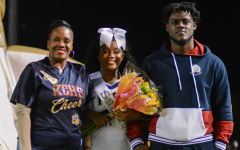 Senior Night – Cheerleaders