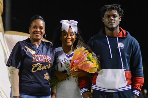 Senior Night – Band