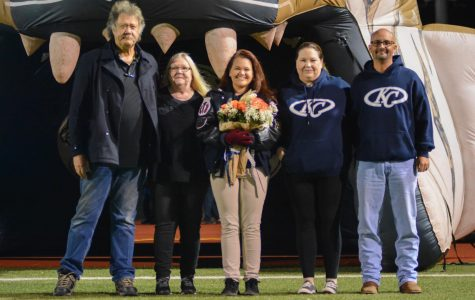 Senior Night – Trainers