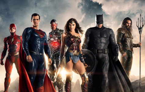 "Review: ""Justice League"""