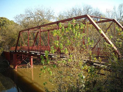 The Old Alton Bridge is the center of horrific myths and even more horrific truths.