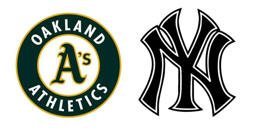 The+Oakland+Athletics+will+play+the+New+York+Yankees+in+the+2018+AL+Wild+Card+Game.