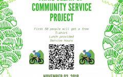 Clean up the Cypress Creek Bike Trail