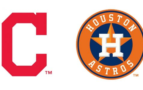 The 3rd seed Cleveland Indians will play the 2nd seed Houston Astros in the 2018 ALDS.