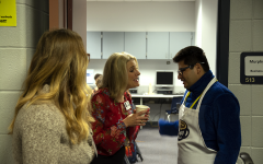 Life 40 Readiness Class Delivers Coffee to Teachers