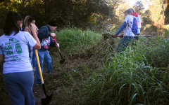 SkillsUSA Bike Trail Clean Up – Nov. 3, 2018