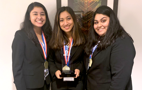DECA Finalists to Compete at Nationals April 26