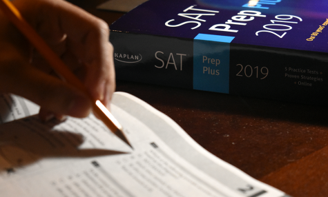 According to Prep Scholar, studying for the SAT for at least 40 hours can help students improve their scores by roughly 70 to 130 points.