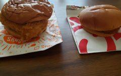 Popeyes vs Chick Fil A Sandwich