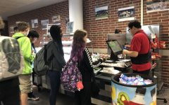 KC Food Services Implements New Lunch Line
