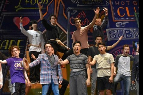 "KIein Collins Drama Presents: ""Guys and Dolls"""