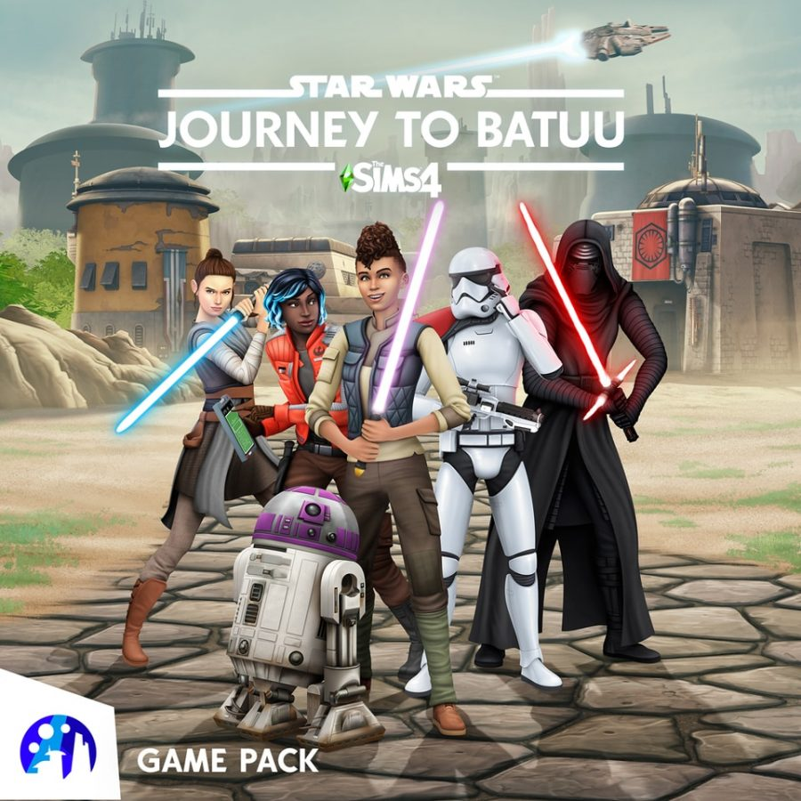The Sims 4 Journey to Batuu