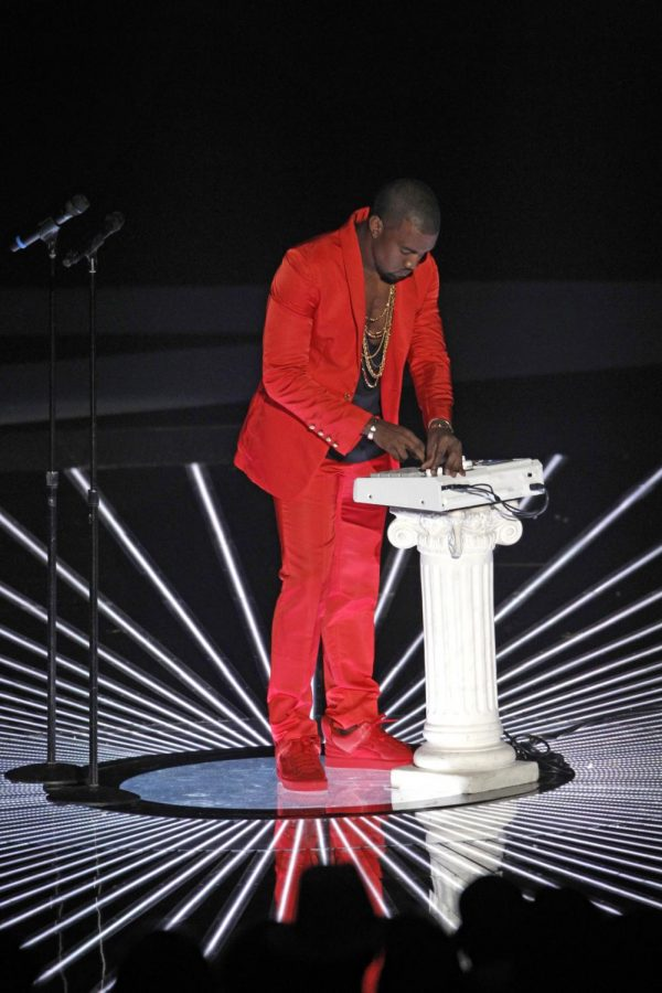 What Kanye West Revealed With My Beautiful Dark Twisted Fantasy