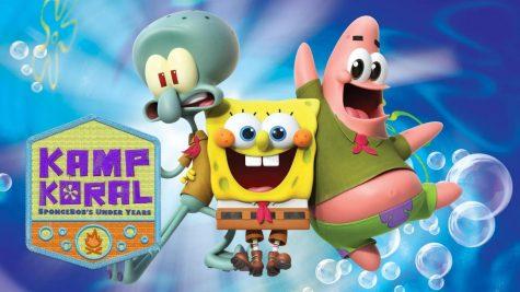 "The""SpongeBob Squarepants"" prequel, ""Kamp Koral: Spongebob's Under Years"" is available to watch on Paramount+."