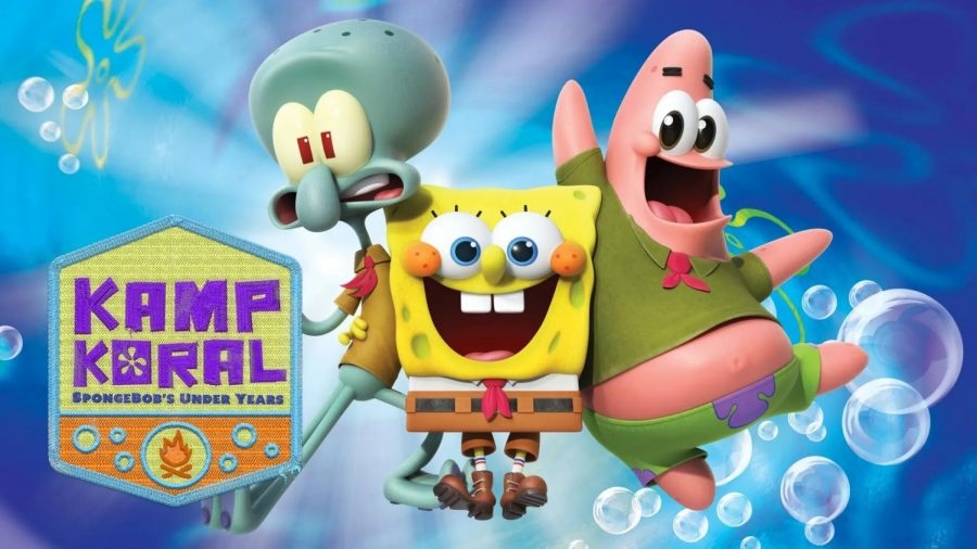 The%E2%80%9CSpongeBob+Squarepants%E2%80%9D+prequel%2C+%E2%80%9CKamp+Koral%3A+Spongebob%E2%80%99s+Under+Years%E2%80%9D+is+available+to+watch+on+Paramount%2B.