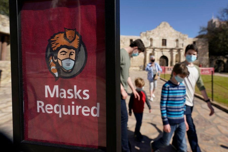 Texas+Ends+the+Mask+Mandate