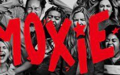 "The cover of Netflix's 2021 Original Movie ""Moxie"""